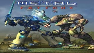 Metal Fatigue gameplay (PC Game, 2000)