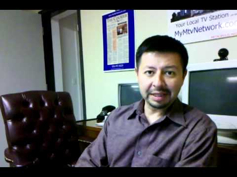 Interview with Victor Sanmiguel at MetroWeb TV