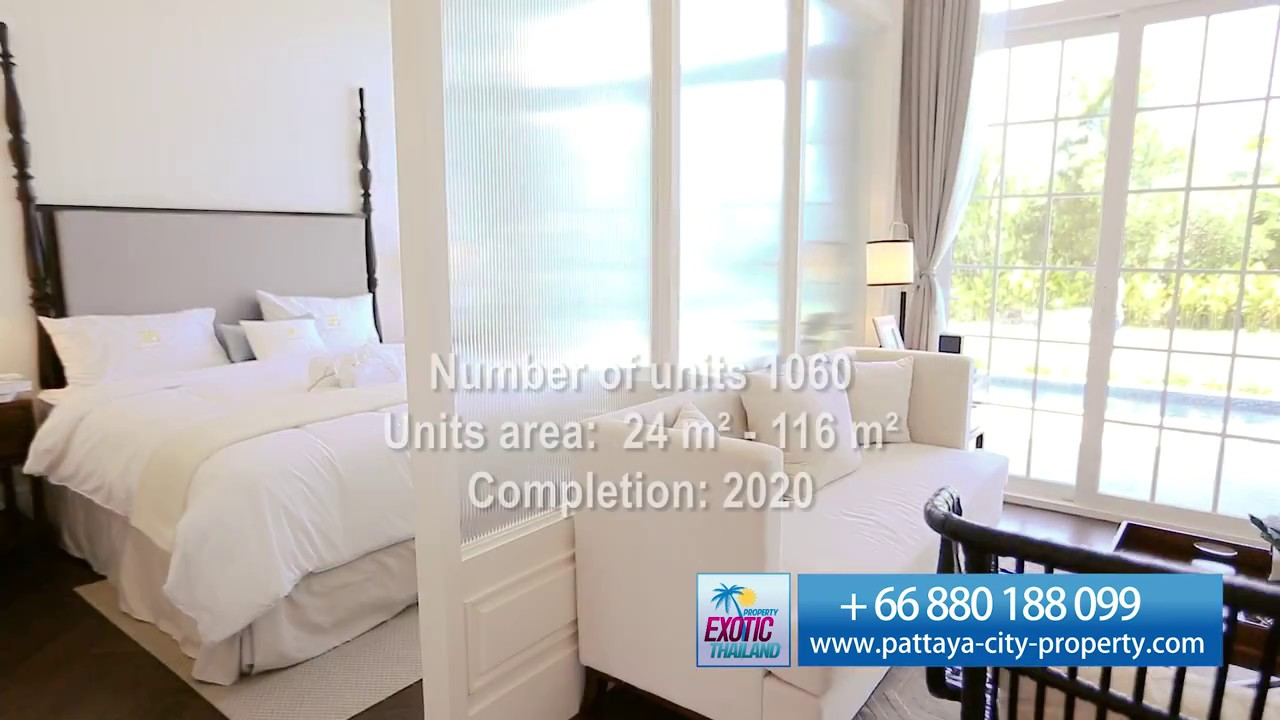 Beachfront condo for sale in Pattaya. Grand Florida Beachfront ...