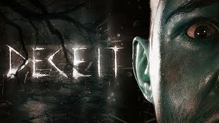 Deceit | SCARY GAME | RETRO GAMING