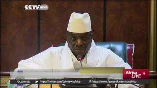 Gambia's President Jammeh concedes defeat