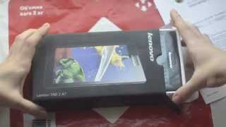 планшет lenovo tab 2 a7 10 7 8gb wifi black