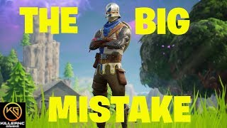 Clutch Win - Fornite Battle Royal PS4 Pro 1080p 60fps