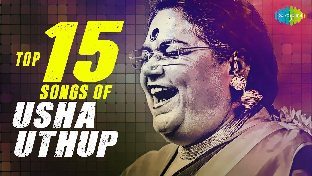 Download Top 15 songs of Usha Uthup | उषा उथुप के 15 गाने | HD Songs | One Stop Jukebox