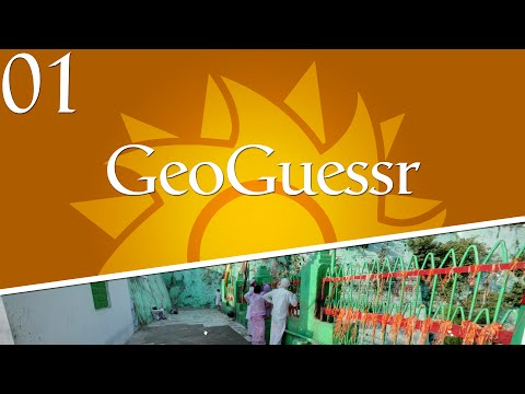 GeoGuessr - Episode 1 ...Spanish or Portuguese?...