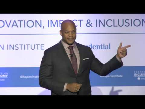 Keynote by Wes Moore at Toward a New Capitalism Summit