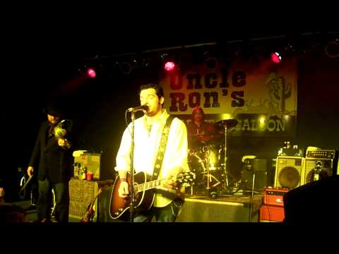 Reckless Kelly - 7 nights in Ireland.MOV