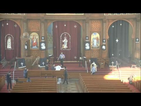 Good Friday - Holy Pascha - St. Mark Coptic Orthodox Church, Toronto Live Stream- 2017/04/14