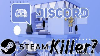 Can Discord Take On Steam?