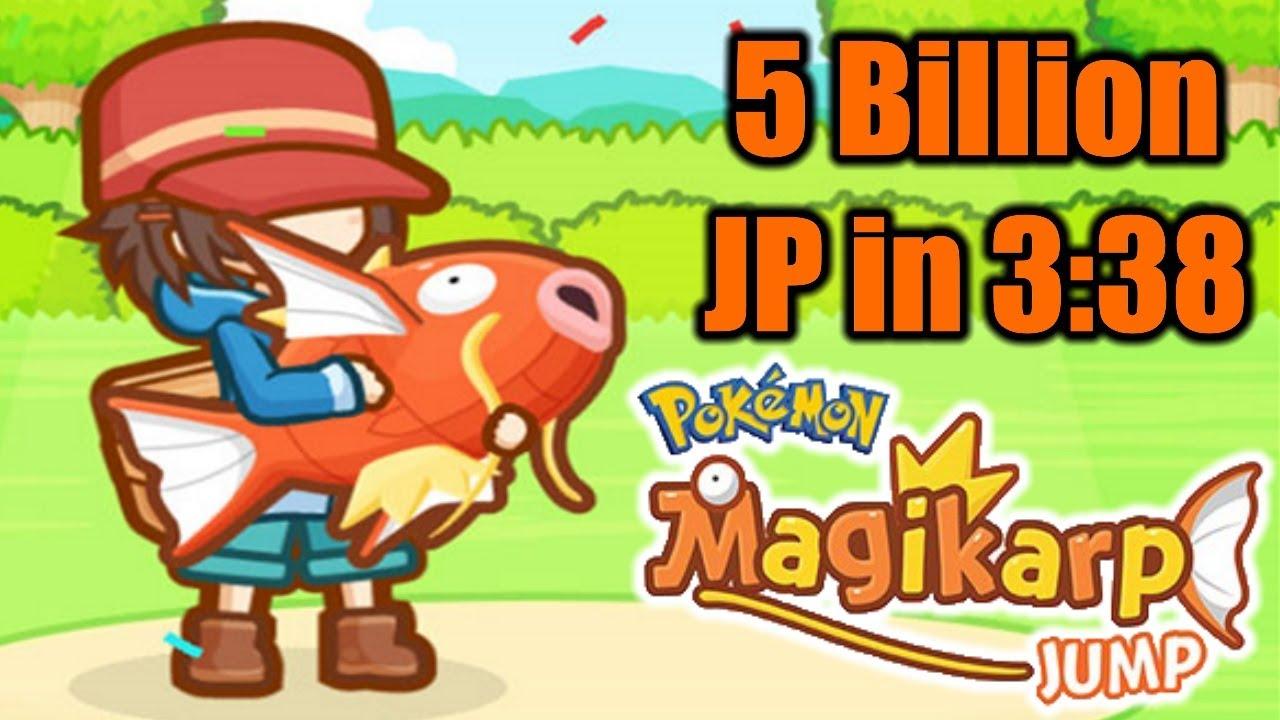 31497d7e32fc Pre-Update) 5 Billion JP in 3 38! (First 6 Berries Maxed) - Magikarp ...