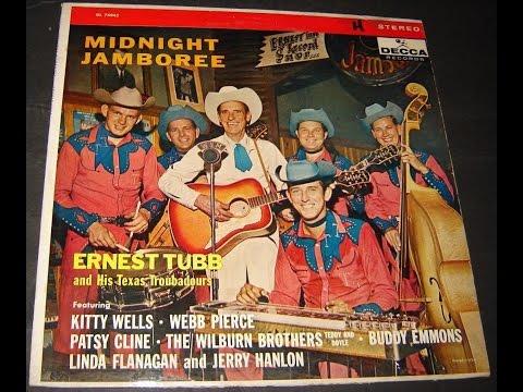 Ernest Tubb ~ Midnight Jamboree