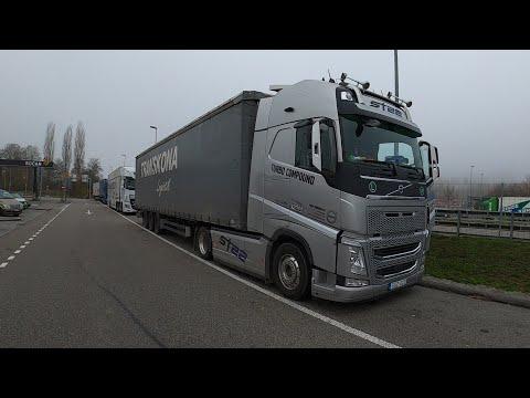 Önvezető kamion, önvezető targonca. A jövő elkezdődött