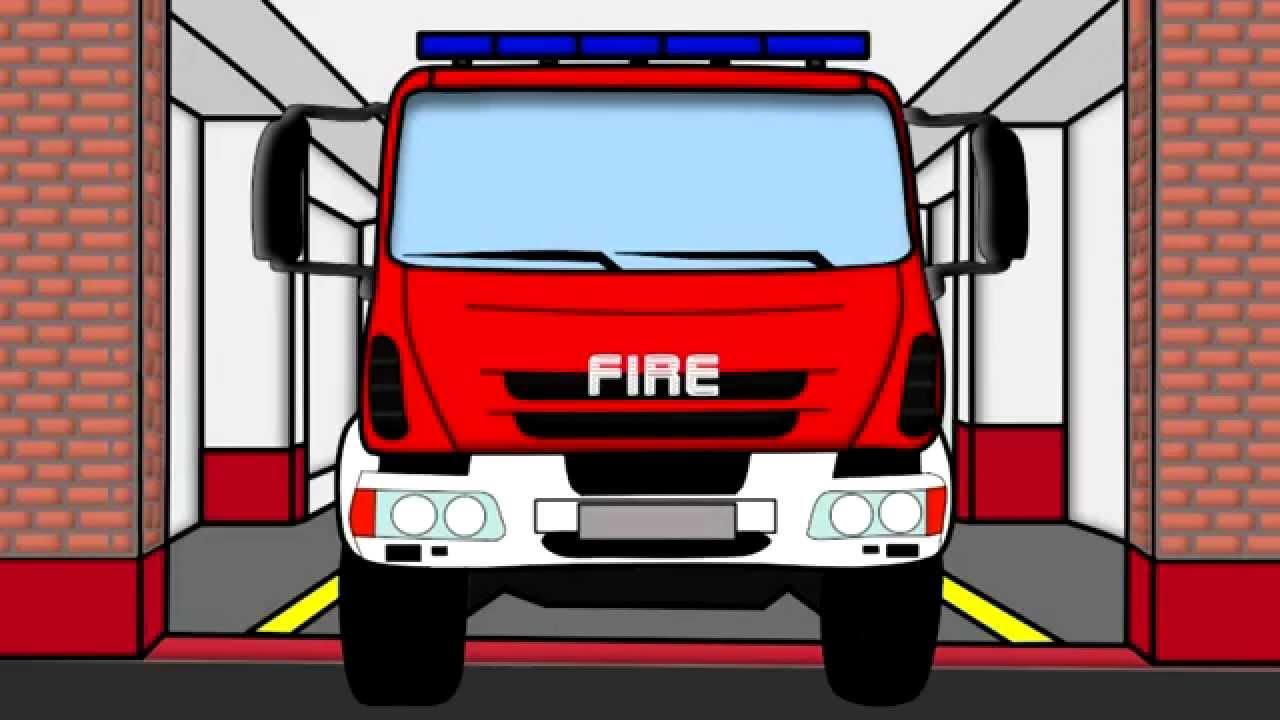 Straż Pożarna Ogień - Fire Brigade & Fairy Tales for Kids _ Bajka Dla Dzieci