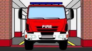 Straż Pożarna Ogień -Fire Brigade
