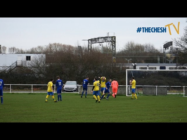 CLFC 1-2 Heswall FC