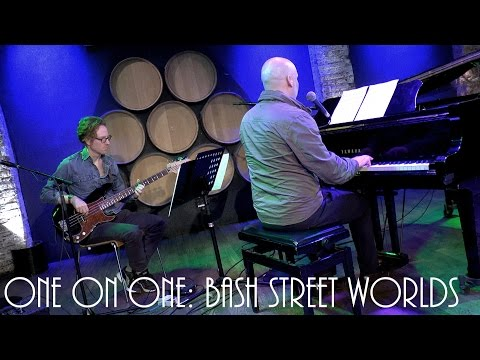 ONE ON ONE: Andrew Shapiro - Bash Street Worlds May 20th, 2016 City Winery New York