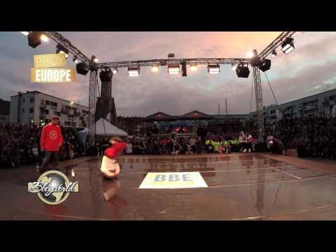 Gimnast VS Pac Pac | 1vs1 | Bboy Europe 2017