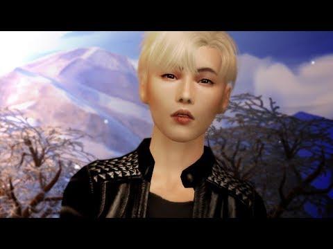 NCT JISUNG + CC List & Download | Celeb CAS | The Sims 4