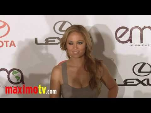 ERIKA CHRISTENSEN at 2010 EMA Awards Arrivals