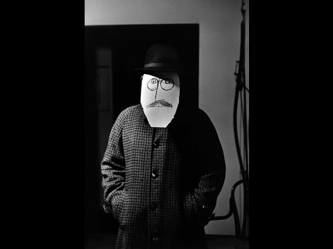 Inge Morath: Mask Series with Saul Steinberg Photographed