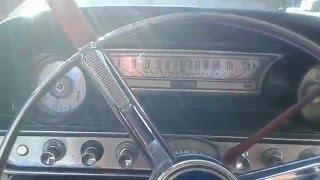 1964 Galaxie 500  352 FE dual exhaust glasspacks