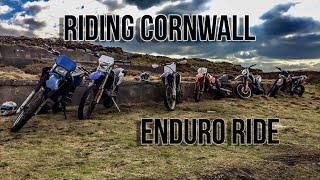 Riding Cornwall - Enduro Ride
