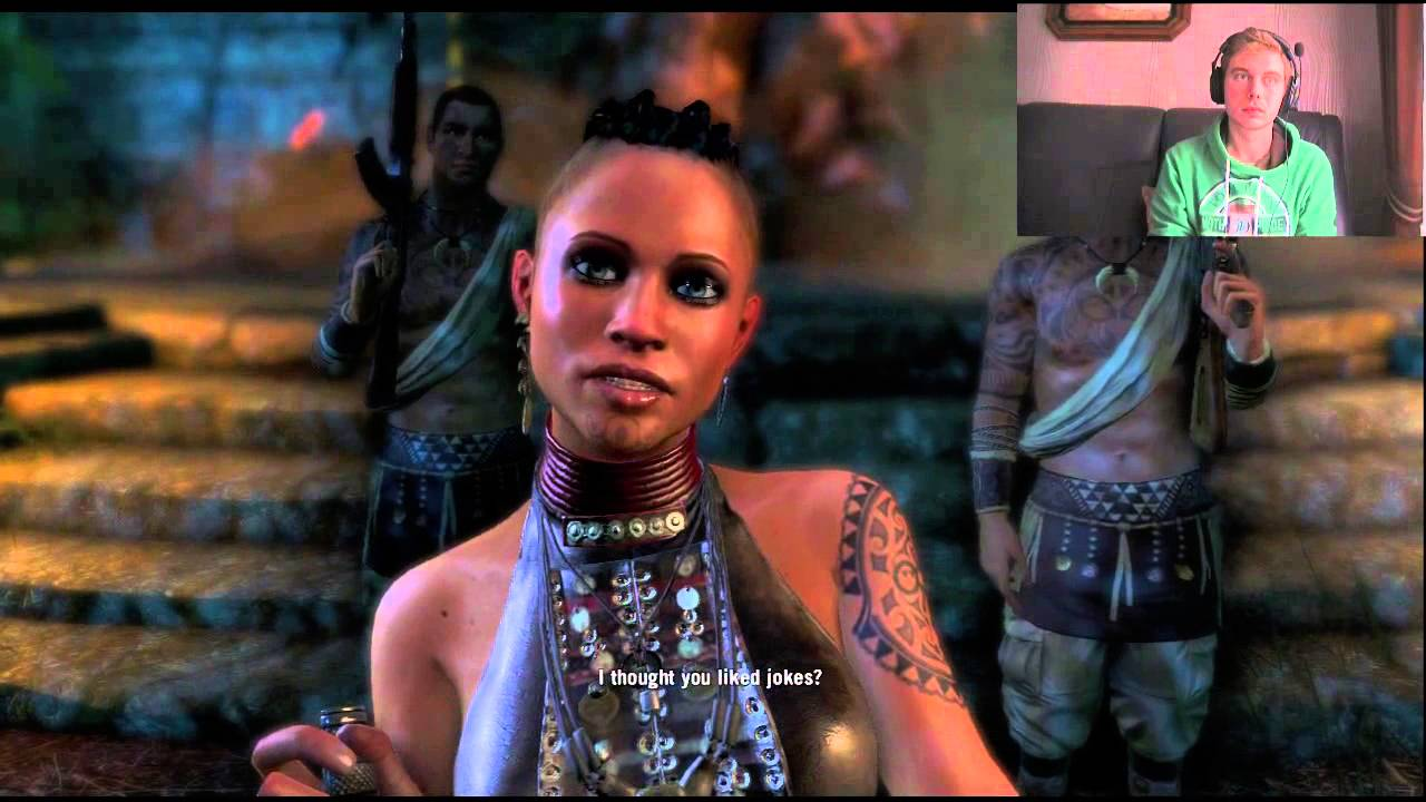 Farcry 3 Walktrough Ep 11 Vaas His Sister Is Sexyyyy By Krlmzyy