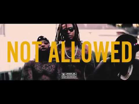 Yung Me x Lil Tank x Kxng Heem x Milli Montana -  Not Allowed [Directed By Pilot industries]