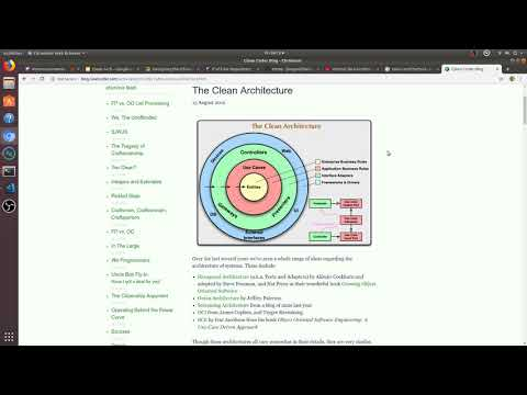 Clean / Onion Architecture and the Repository Pattern