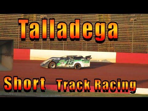 Talladega short track racing