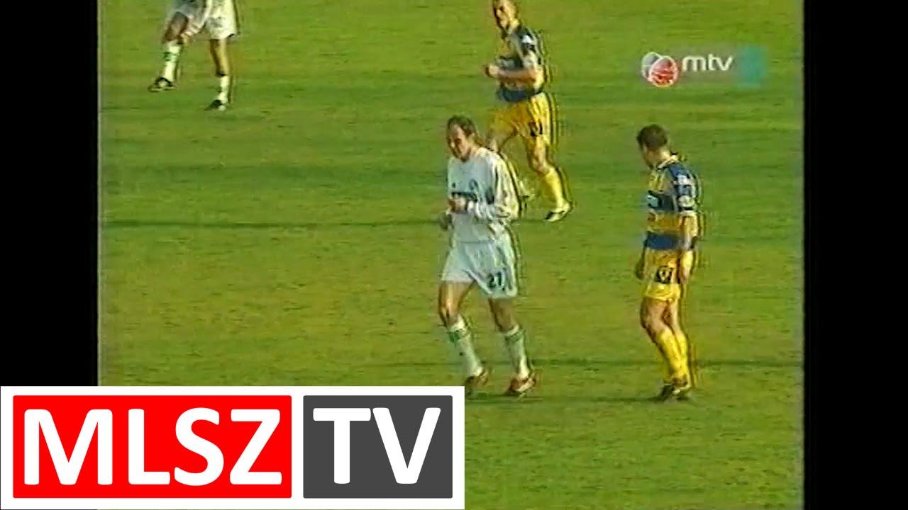 Siófok-Ferencváros | 2-1 | 2003. 04. 19 | MLSZ TV Archív