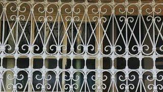 Window grill designs(part-24)