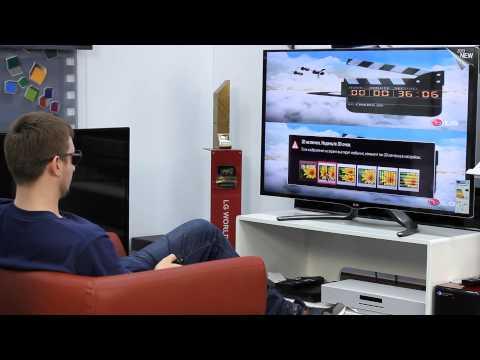 видео: led телевизоры lg 2013 7 серии - не количеством, а качеством