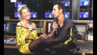 Lucilla Agosti - black tights