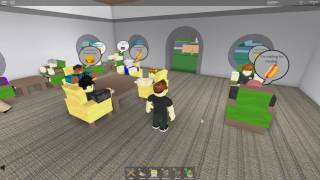 ROBLOX: MY RESTAURANT GREW AND HIRED EMPLOYEES!
