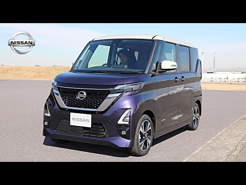 2020 Nissan Roox | Super Height Wagon Minicar