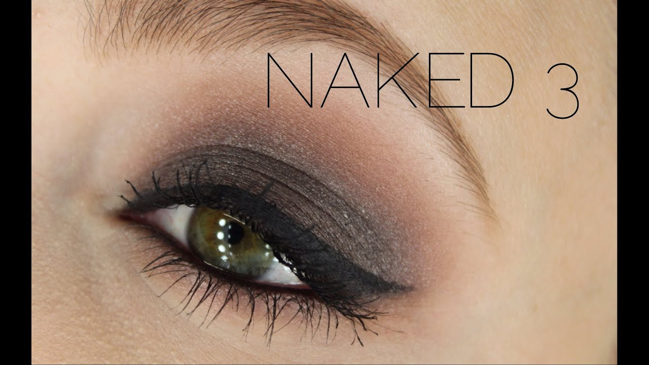 Assez UD NAKED 3 Tutorial: Dark & Smokey - YouTube TS78