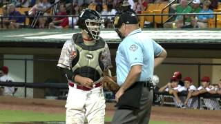 Umpire Randy Sutton Mic'd Up