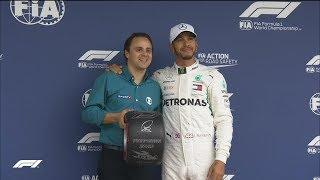 Treino GP BRASIL 2018 (Hamilton Pole!) - Will comenta