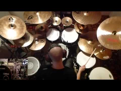 Nightwish - Bless the child - Drum cover