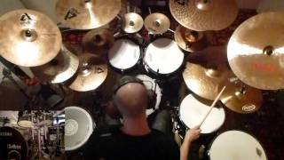 Nightwish - Bless the child - Drum cover