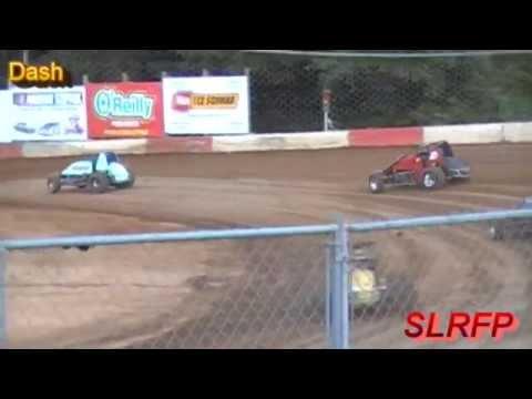 7 18 15 Coos Bay Speedway Non wing Sprints Dash