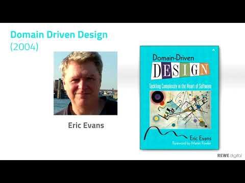 2017 Domain Driven Design damals und heute
