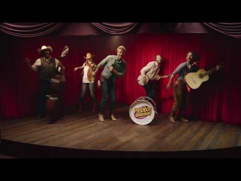 Country Fried Dancin' - Pepto-Bismol 5 Symptom Commercial