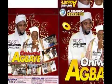 Dr. Sheikh Sulaiman Faruq Onikijipa -  Oniwasi Agbaye Endorsement thumbnail