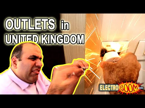 Power Outlets In United Kingdom