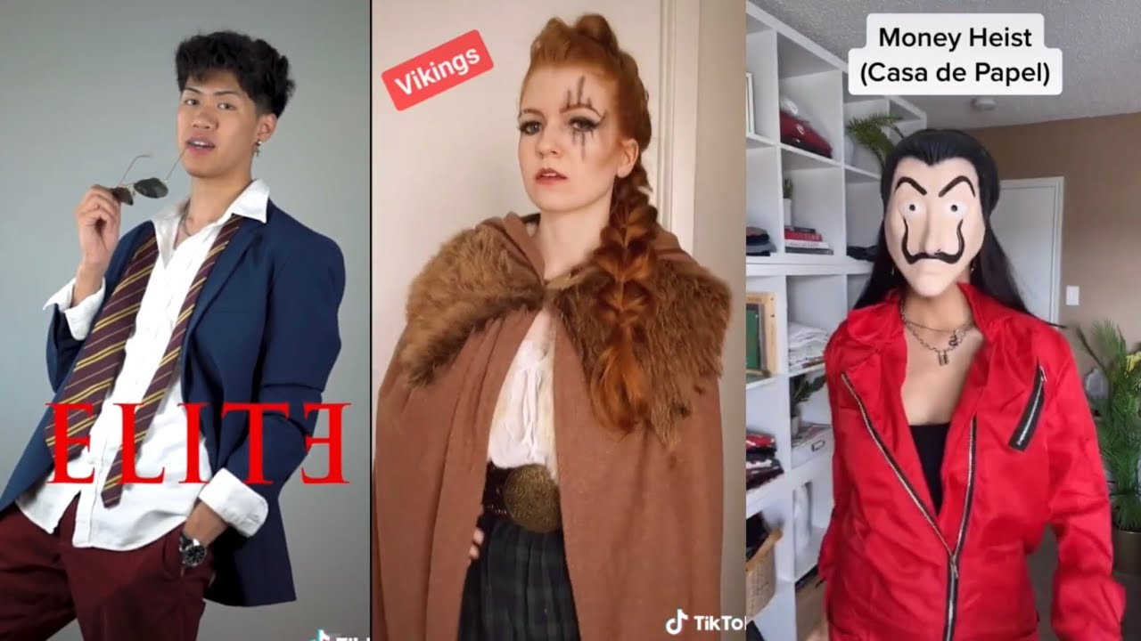 What I'd Wear If I Was...  TikTok Compilation 2020