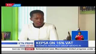 KEPSA express concerns over 16% VAT on petroleum products