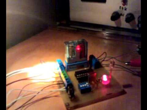 Sensor de movimiento pir y interruptor crepuscular ldr con - Sensor de movimiento luz ...