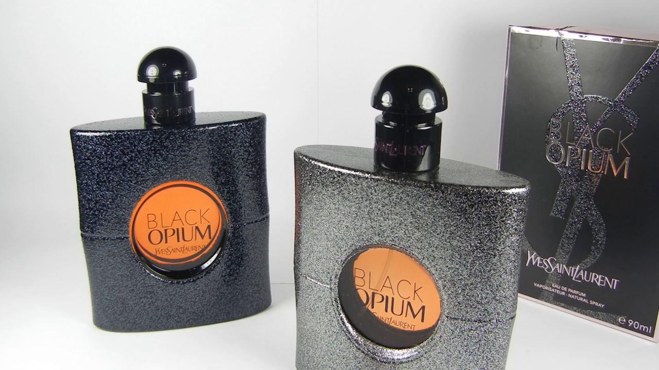 yves saint laurent parfym black opium